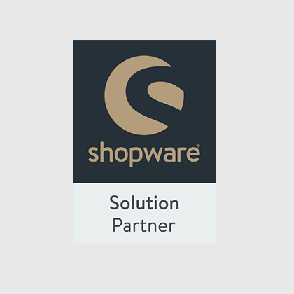 Certified Shopware Solution Partner – online design Bad Kreuznach