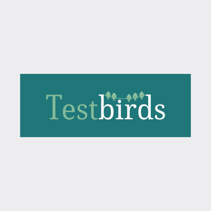 online design - Testbirds Partner