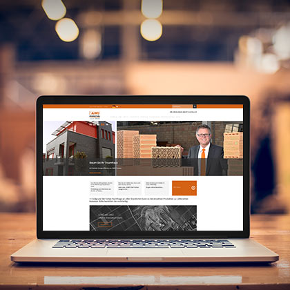 online design - Corporate Website - juwoe.de